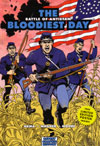 The Bloodiest Day – Battle of Antietam and other Osprey Graphic History titles