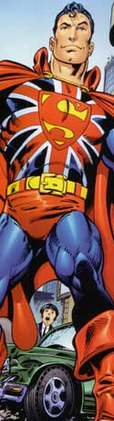 Superman: True Brit - Superman