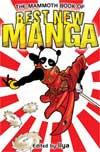 The Mammoth Book of Best New Manga