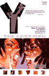 Y: The Last Man Volume 9 – Motherland