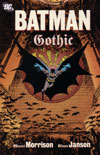Batman: Gothic - cover