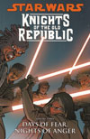 Star Wars: Knights of the Old Republic Volume 3 – Days of Fear, Nights of Anger