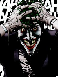The Killing Joke - Joker