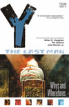 Y: The Last Man 10 – Whys and Wherefores