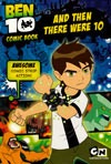 Ben 10 Comic Book 1: And Then There Were 10