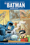 Batman Annuals, The