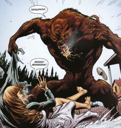 Ferals - werewolf