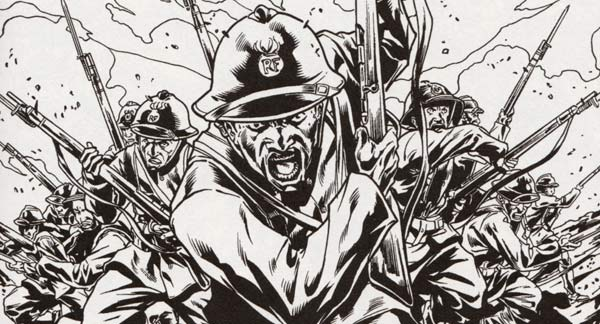 Harlem Hellfighters, The