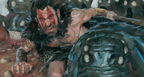 Slaine: The Brutania Chronicles Book 1 – A Simple Killing