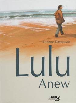 Lulu Anew - cover