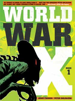 World War X: Helius - cover