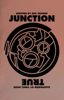 Junction True - cover