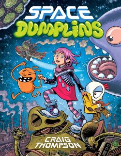 Space Dumplins cover