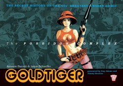 Goldtiger - cover
