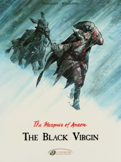 The Marquis of Anaon 2: The Black Virgin - cover
