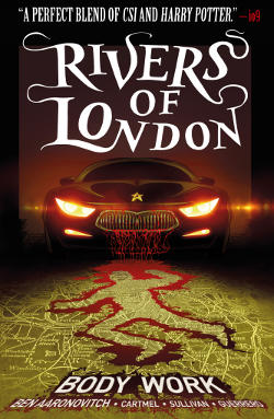 Rivers of London: Body Work - cover