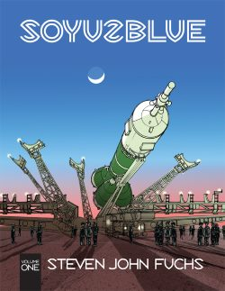 Soyuz Blue - cover