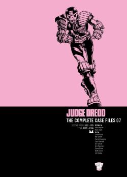 Judge Dredd: The Case Files 07