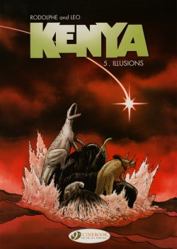 Kenya 5: Illusions - cover