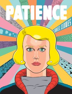 Patience by Daniel Clowes - cover