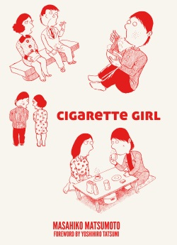 Cigarette Girl - cover