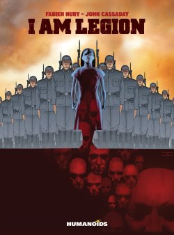 I Am Legion cover