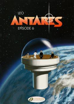 Antares: Episode 6 - cover