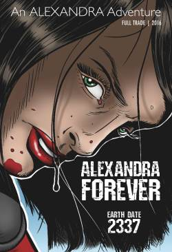 Alexandra Forever - cover