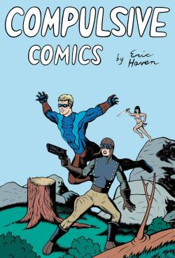 Compulsive Comics by Eric Haven - cover