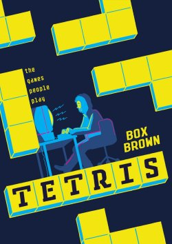 Tetris: The Games People Play cover by Box Brown