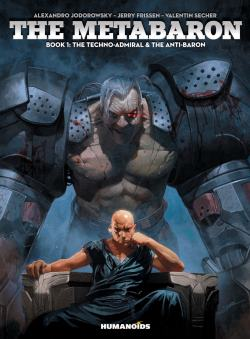 The Metabaron Book 1 - cover