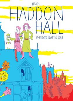 Haddon Hall - cover