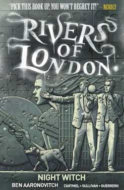 Rivers of London - cover