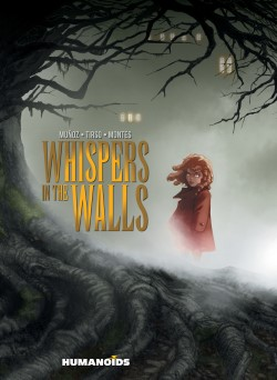 Whispers in the Walls - cover