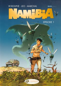 Namibia Episode 1 (Kenya Season 2) cover by Rodolphe, Leo and Marchal