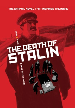 The Death of Stalin cover by Fabien Nury and Thierry Robin