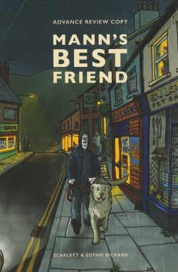 Cover of Mann's Best Friend by Scarlett & Sophie Rickard