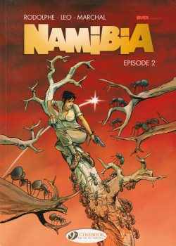 Cover of Namibia Episode 2 by Rodolphe, Leo and Marchal