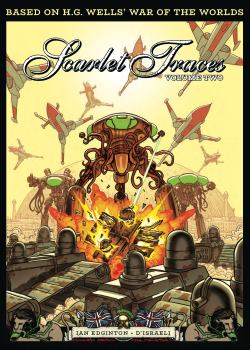 Scarlet Traces Volume 2 - cover