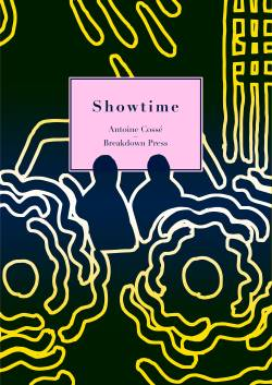Showtime by Antoine Cossé - cover