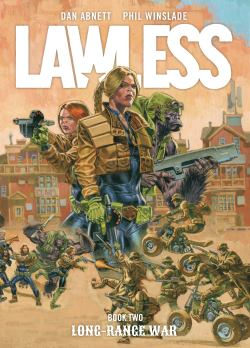 Cover of Lawless: Book 2 by Dan Abnett and Phil Winslade