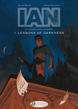 IAN 2: Lessons of Darkness cover