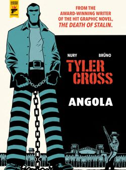 Tyler Cross: Angola cover