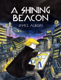 Cover of A Shining Beacon by James Albon