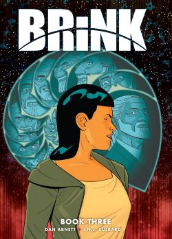 Cover of Brink: Book 3 by Dan Abnett and I.N.J. Culbard
