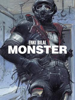 Cover of Monster by Enki Bilal