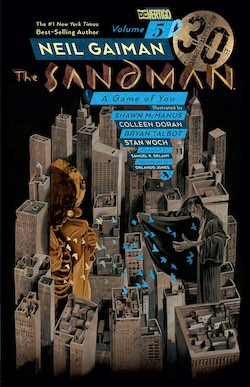Cover of The Sandman Volume 5: A Game of You