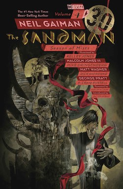 The Sandman Volume 4: Season of Mists cover