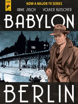 Babylon Berlin cover