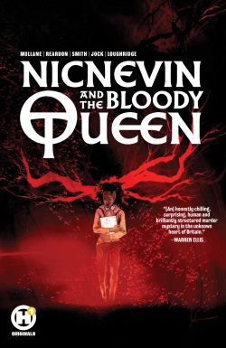 Nicnevin and the Bloody Queen cover